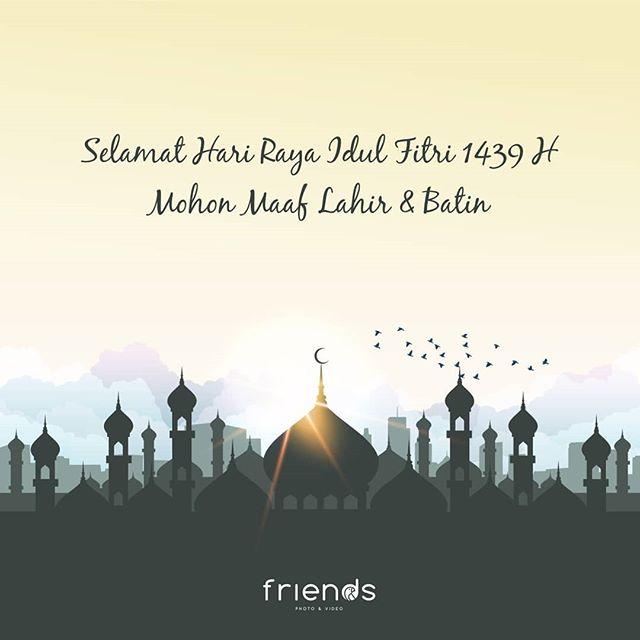Selamat Hari Raya Idul Fitri Minal Aidin Wal Faidzin Mohon